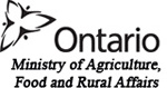 Ontario Ministry of Agriculture Food and Rural Affairs