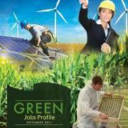 Cover of Green Jobs Profile: Working in the Green Economy